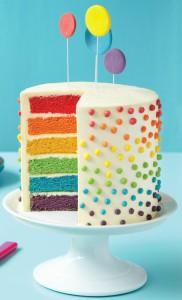 Как украсить детский торт – идеи-шаг 6