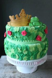 Как украсить детский торт – идеи-шаг 5