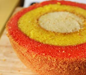 Невероятно красивый торт Планета! Видео-шаг 2