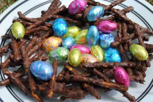 Шоколадный венец